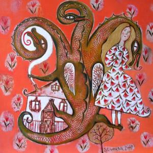 почему мама кричит Автор иллюстрации Анна Силивончик http://silivonchik.ru