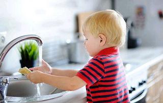 Как приучить ребёнка к самостоятельности?